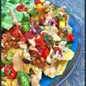 Dairy - Free Taco Queso Cheese