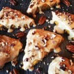 Gluten Free Pumpkin Pecan Scones