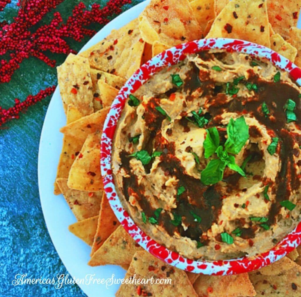 Gluten - Free Chipotle Hummus