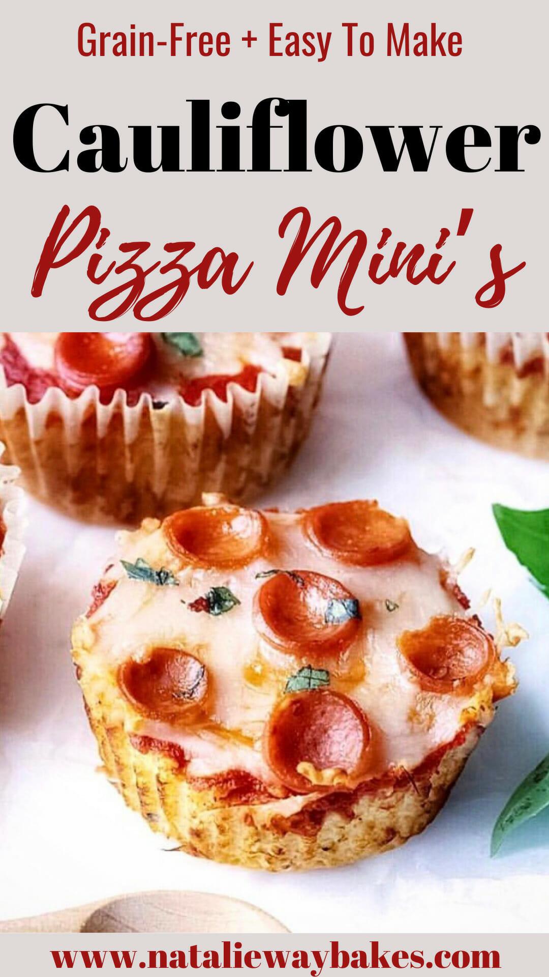 mini pizza bites