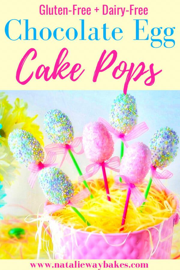 gluten free chocolate cake pops