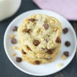Gluten Free Chocolate Chip Macadamia Nut Cookies