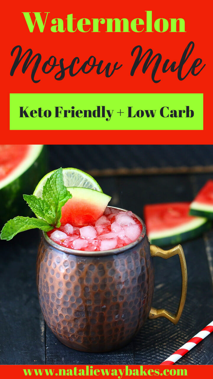 Healthy Watermelon Moscow Mule