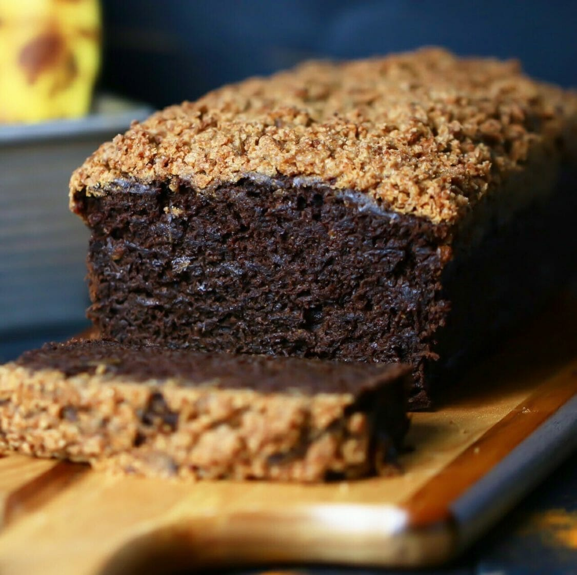 chocolate banana bread easy