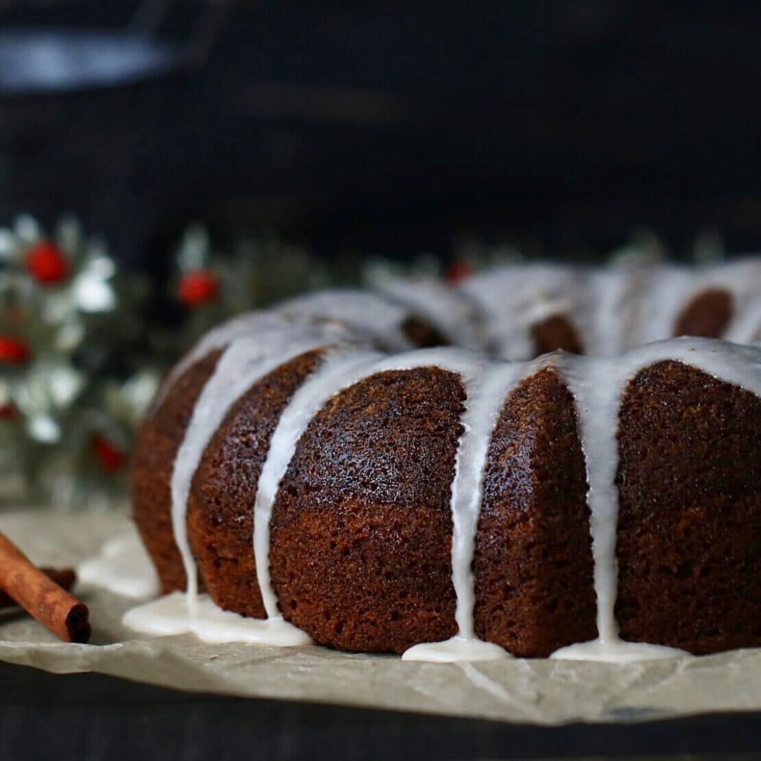 Gluten Free Gingerbread Cake Recipe
