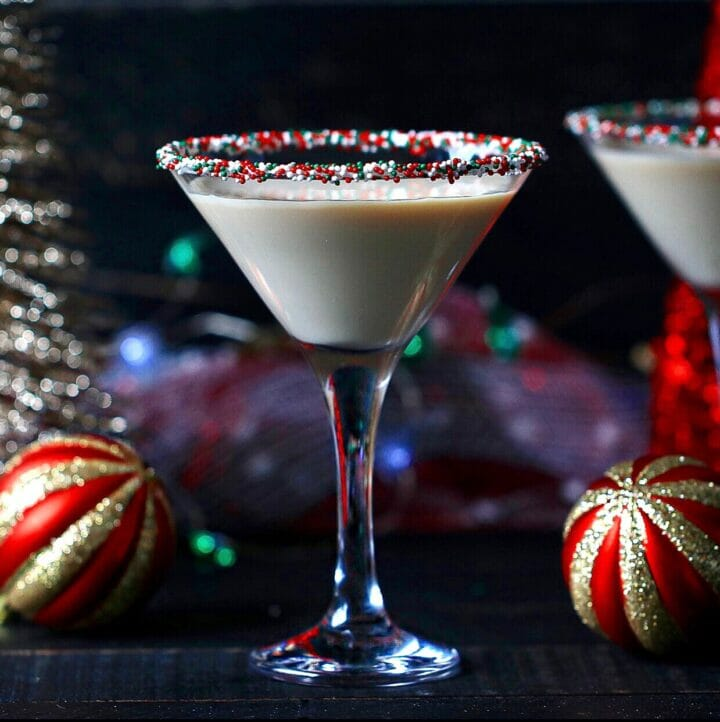 Sugar Cookie Dessert Martini
