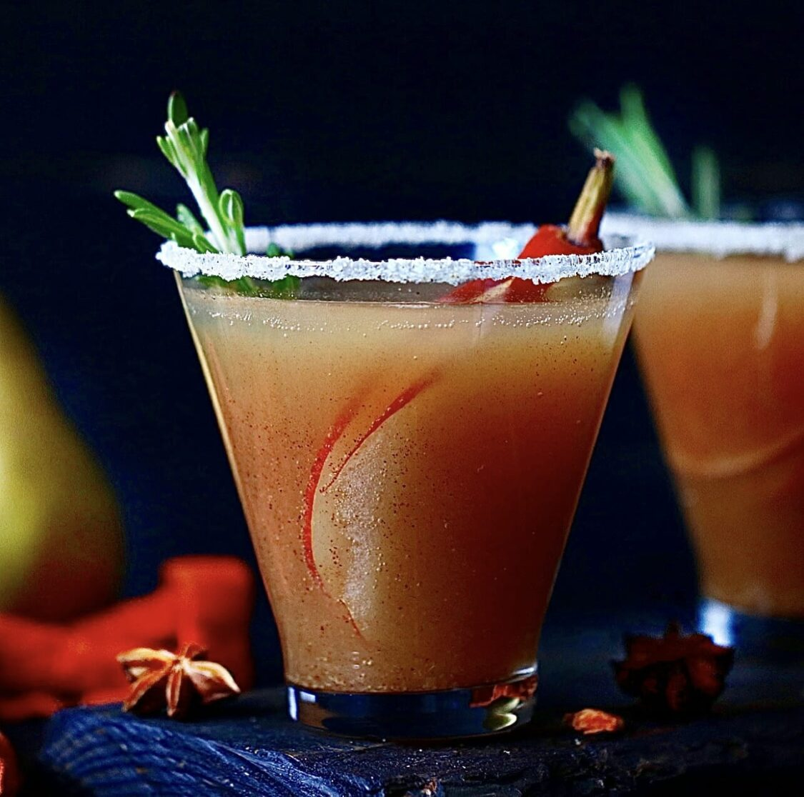 Pear Cocktail