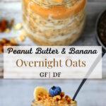 Gluten Free overnight oats
