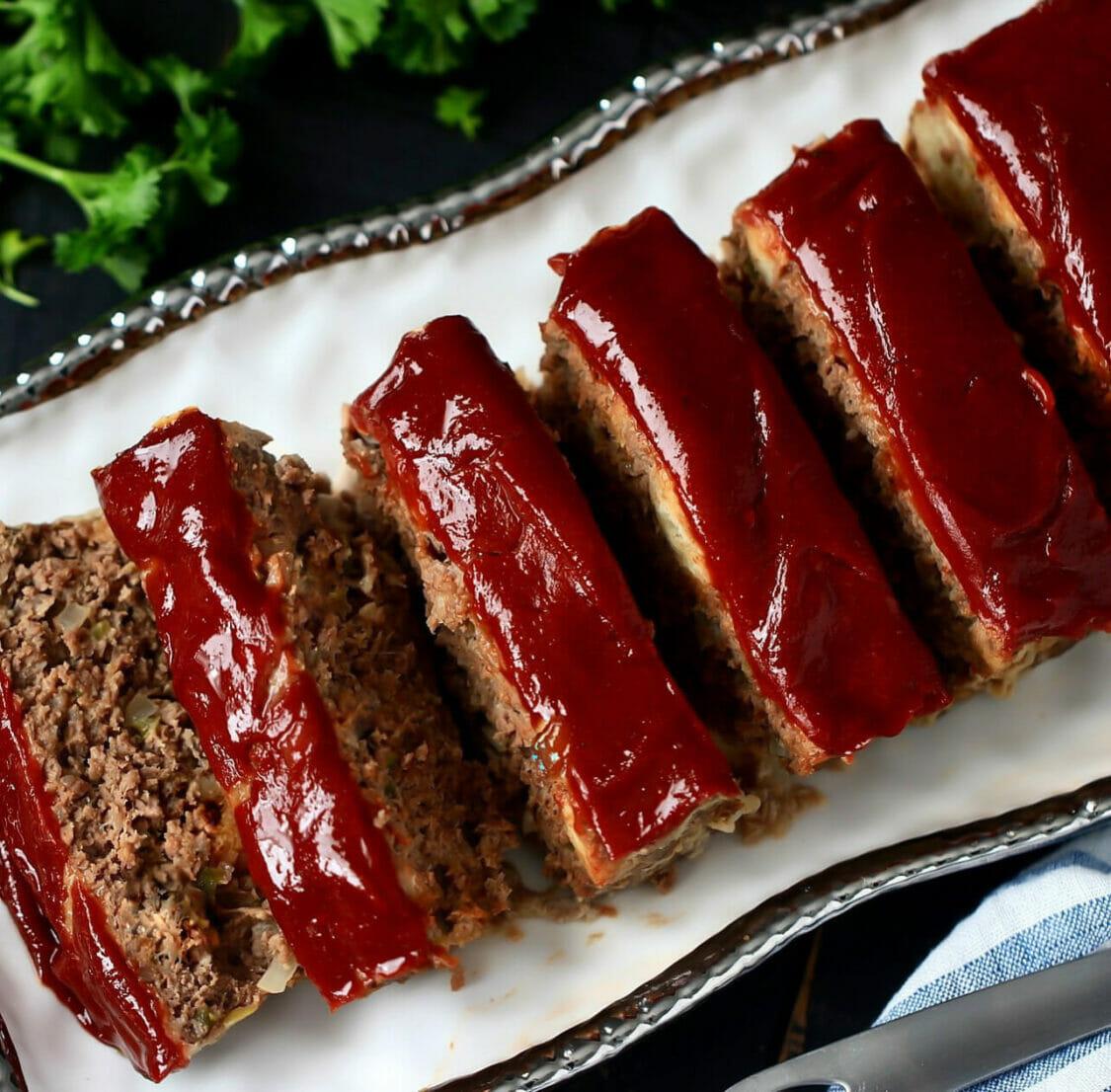 homestyle meatloaf
